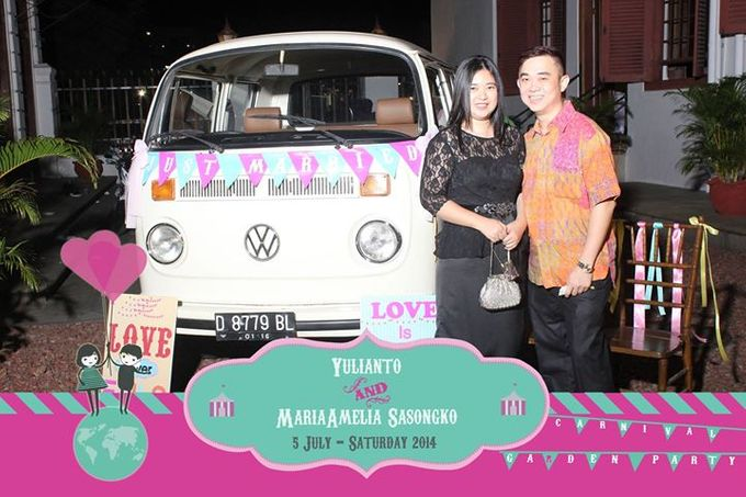The Weddng of Yulianto & Amy by Twotone Photobooth - 013