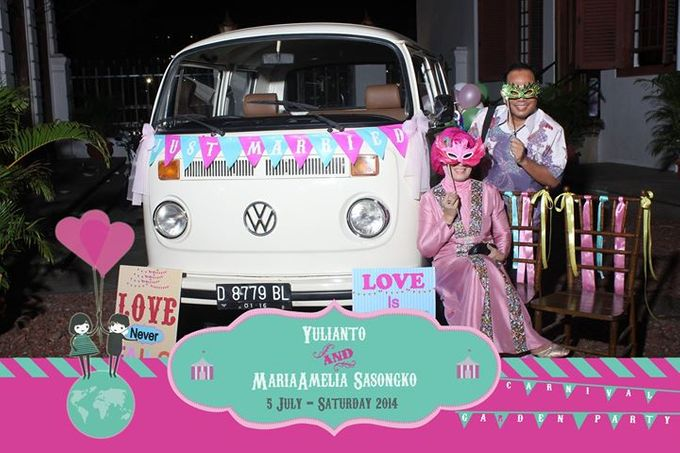 The Weddng of Yulianto & Amy by Twotone Photobooth - 040