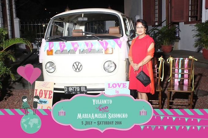 The Weddng of Yulianto & Amy by Twotone Photobooth - 010