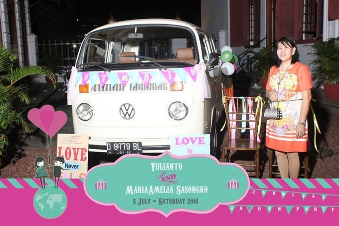 The Weddng of Yulianto & Amy by Twotone Photobooth - 008
