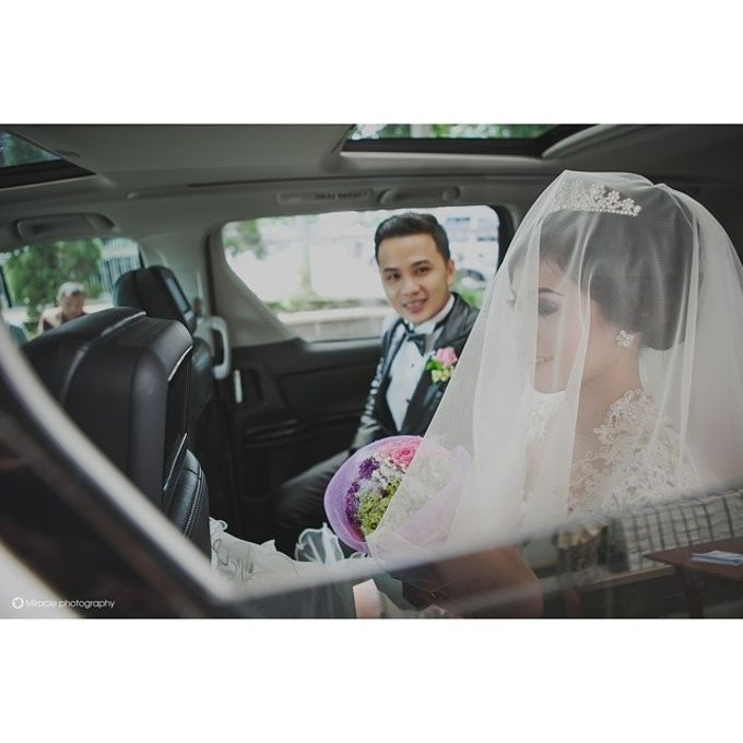 Agust + Valent wedding day by Miracle Photography - 003