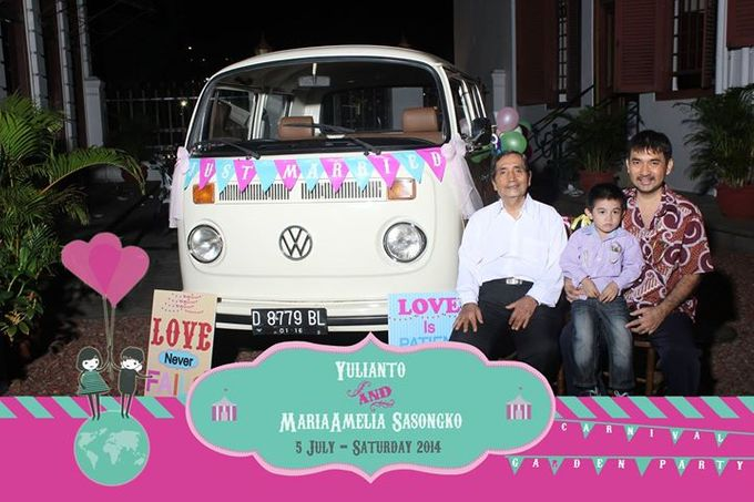 The Weddng of Yulianto & Amy by Twotone Photobooth - 043