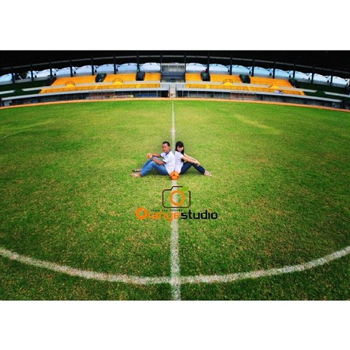 Pre-Wedding by Orange Studio Photography & Videography - 029