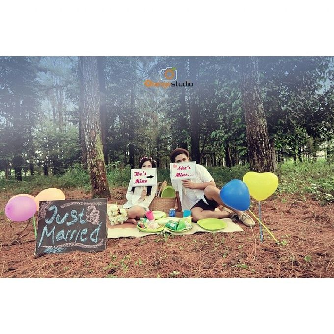Pre-Wedding by Orange Studio Photography & Videography - 037