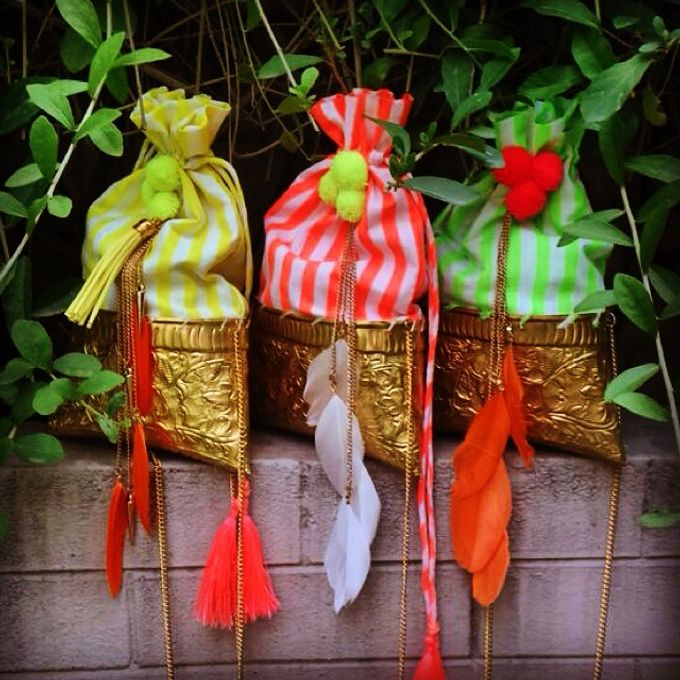 Wedding Pouch Bags by JALOUZE - 009