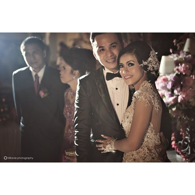 Agust + Valent wedding day by Miracle Photography - 004