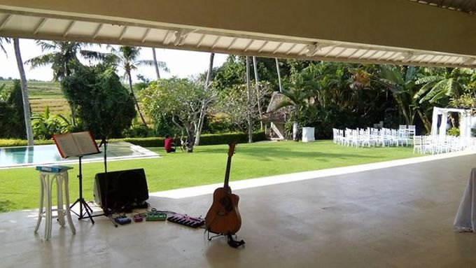 The Wedding of Carly and Matt by Bali Wedding Singer - 008