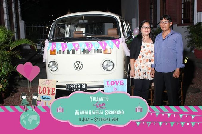 The Weddng of Yulianto & Amy by Twotone Photobooth - 064