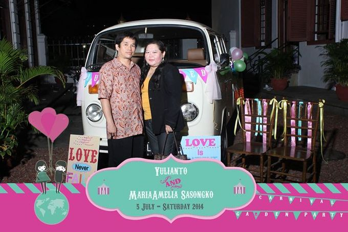 The Weddng of Yulianto & Amy by Twotone Photobooth - 026