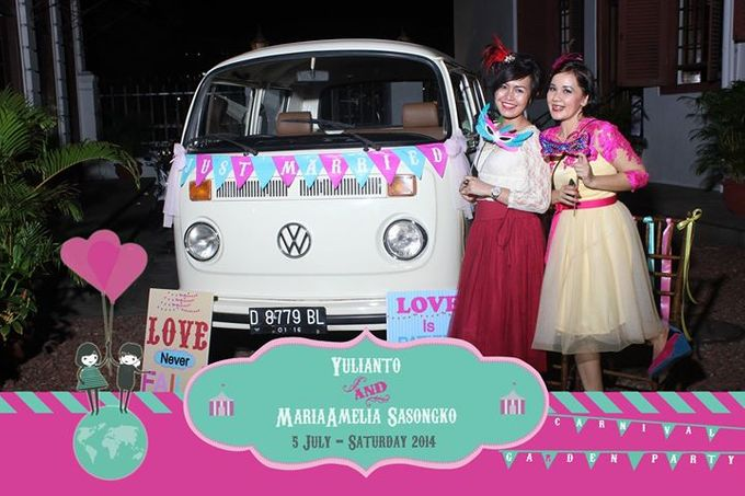 The Weddng of Yulianto & Amy by Twotone Photobooth - 094