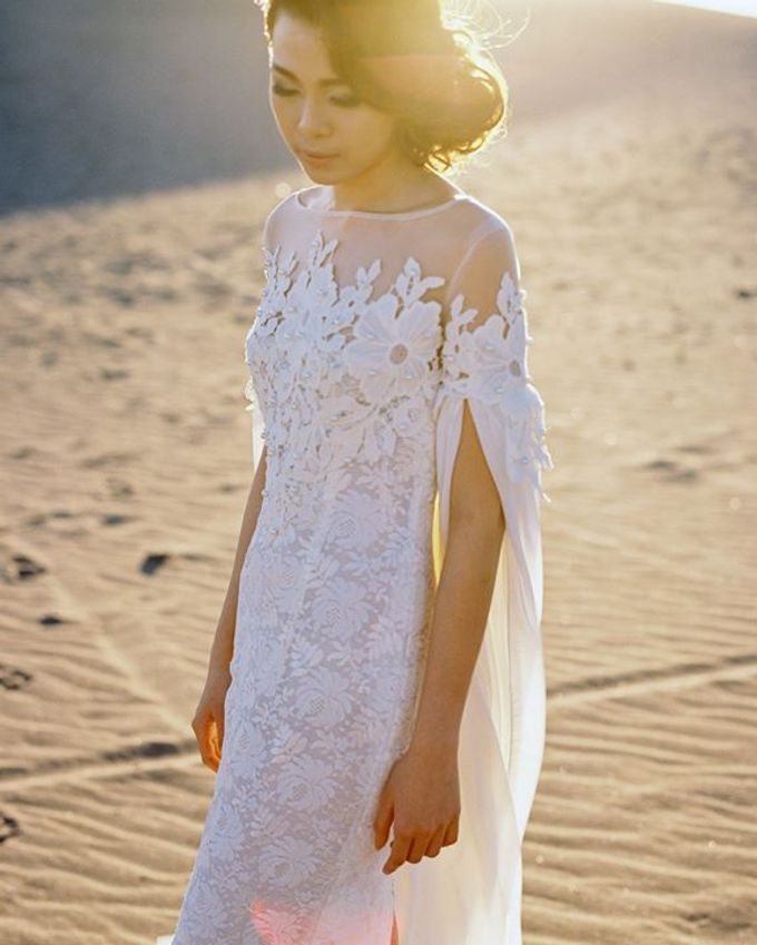 Catalyst from FLESH TO DUST Bridal Spring Summer 2015 - Lookbook by isamare - 014