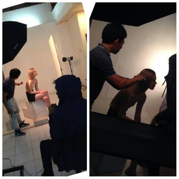 BEHIND THE SCENE 2 by Dendy Oktariady Make Up Artist - 013