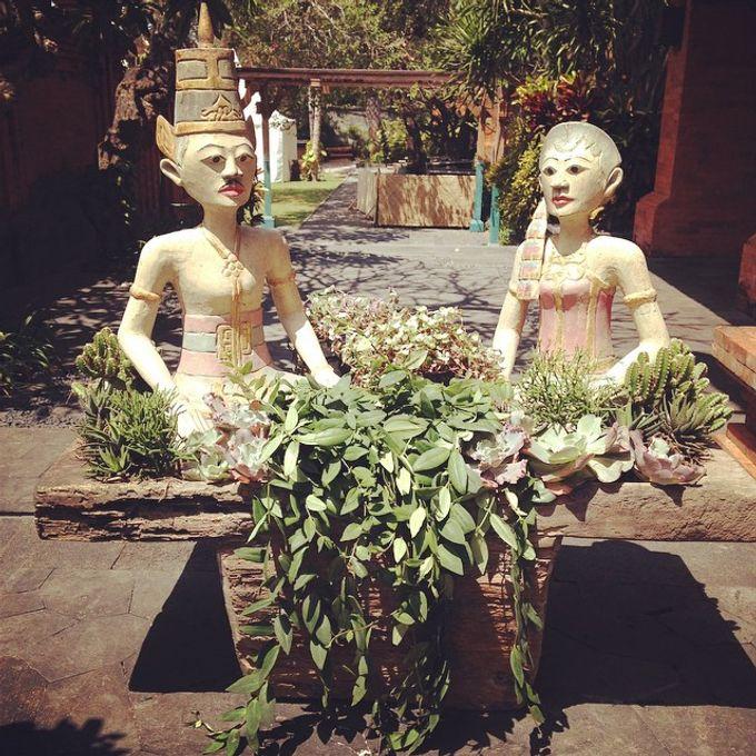 Indra & Alana by Bali Dream Wedding - 009