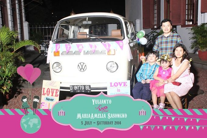 The Weddng of Yulianto & Amy by Twotone Photobooth - 088