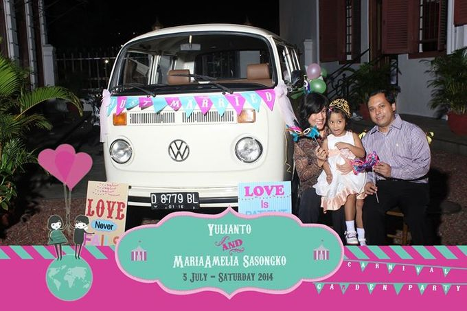 The Weddng of Yulianto & Amy by Twotone Photobooth - 063