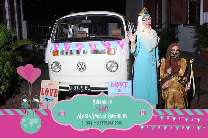 The Weddng of Yulianto & Amy by Twotone Photobooth - 034