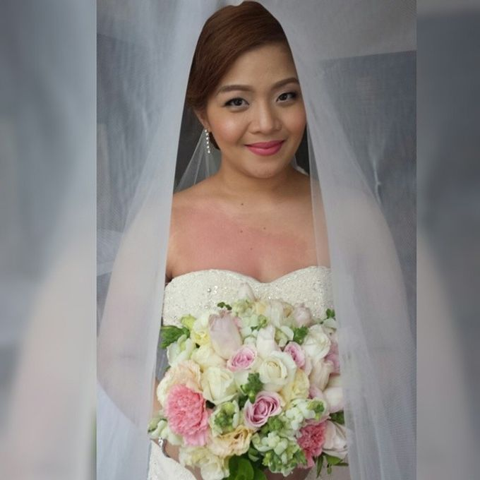 Brides by Aica Latay Makeup Artistry - 004