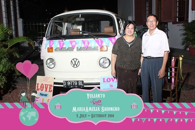 The Weddng of Yulianto & Amy by Twotone Photobooth - 053