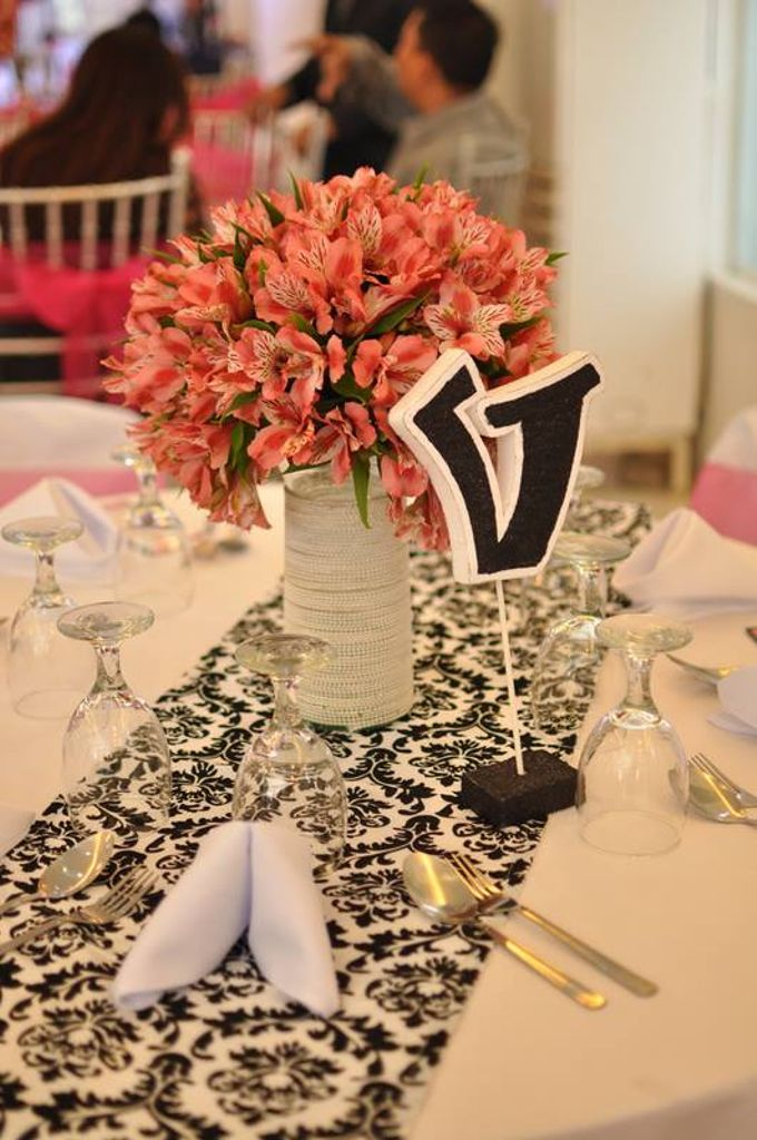 Set up by LKI Catering by LKI Catering Services - 004
