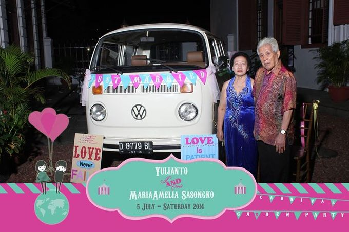 The Weddng of Yulianto & Amy by Twotone Photobooth - 050