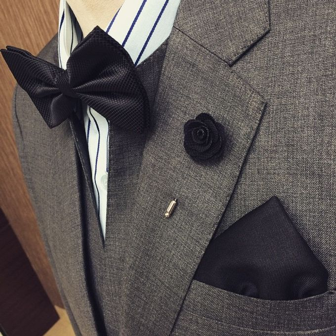 Custom made suits by Atham Tailor - 010
