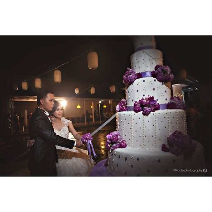 Agust + Valent wedding day by Miracle Photography - 002