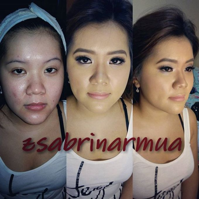 Before after by zsabrinar Makeupartis - 020