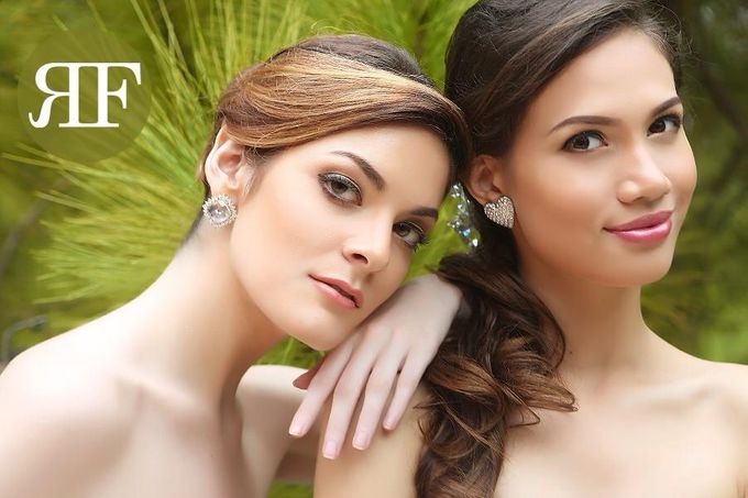 Make Up by RF by Beauty & beyond by: RF - 009