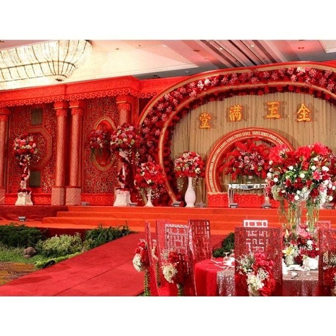 Grand Ballroom by Shangri-La Hotel, Surabaya - 009