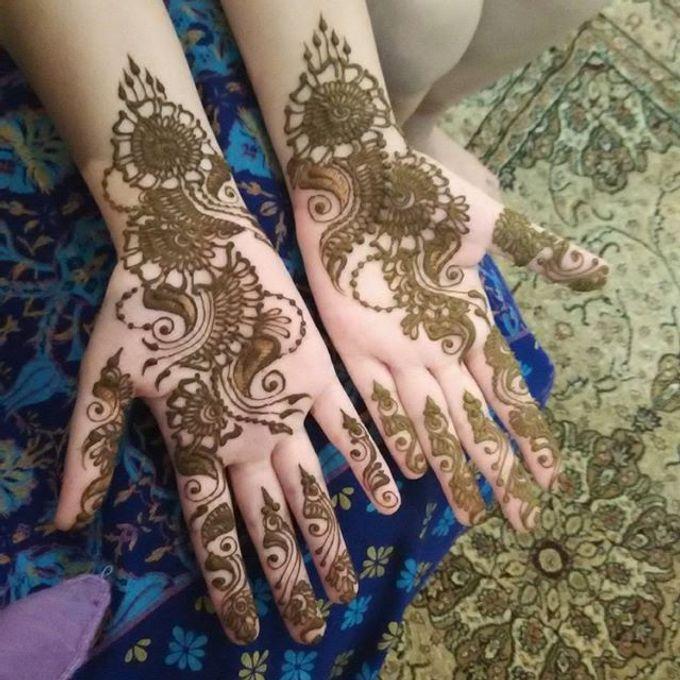 Henna for Events - Group  by Nakreze Mehndi - 012
