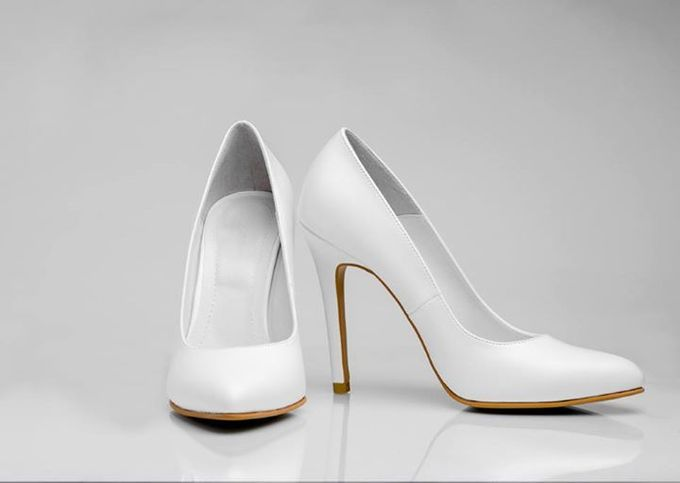 BRIDAL SHOES by Pamela Falli - 046