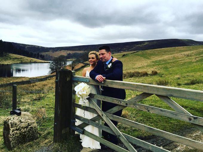 Weddings by Upper House Hayfield - 004
