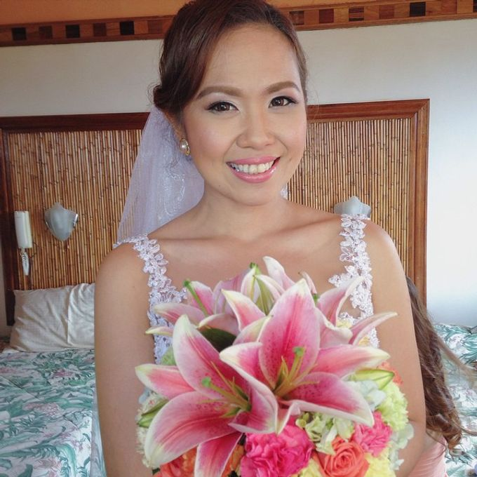 Brides by Aica Latay Makeup Artistry - 005