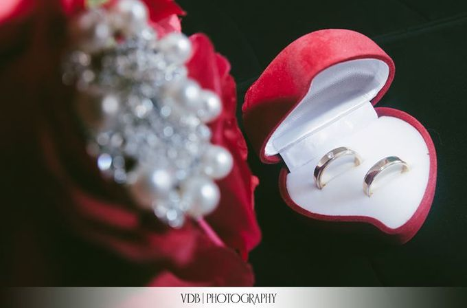 [Wedding Day] Agung & Virgin by VDB Photography - 017