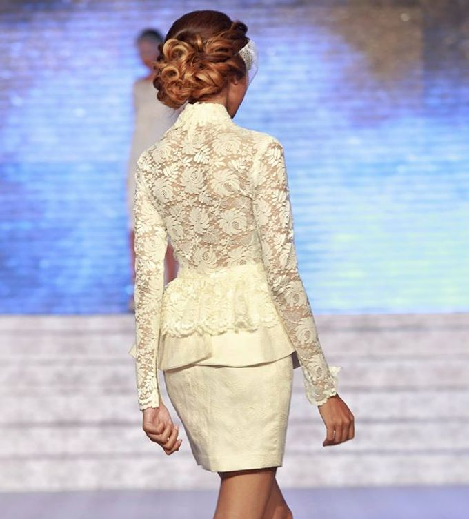 Catalyst from FLESH TO DUST Bridal Spring Summer 2015 - Runway Photo by Bramanta Wijaya Sposa - 020
