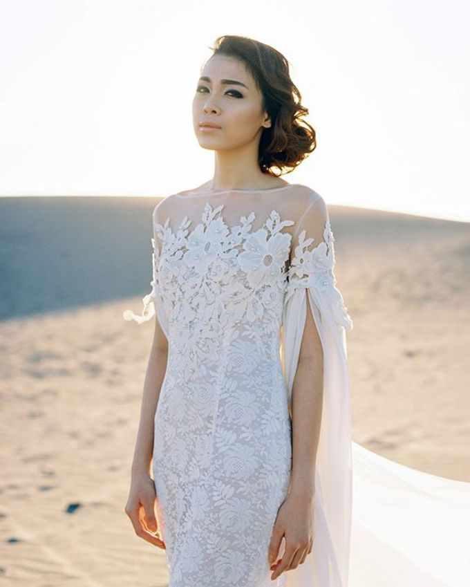 Catalyst from FLESH TO DUST Bridal Spring Summer 2015 - Lookbook by isamare - 013