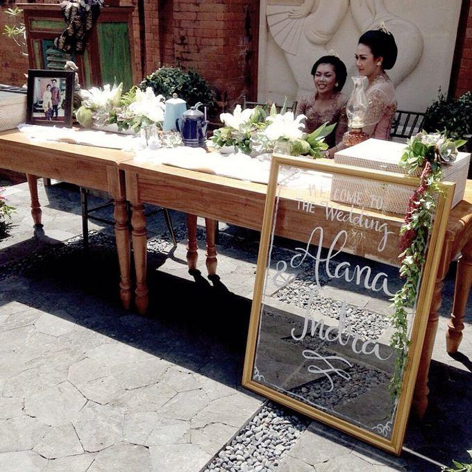 Indra & Alana by Bali Dream Wedding - 008