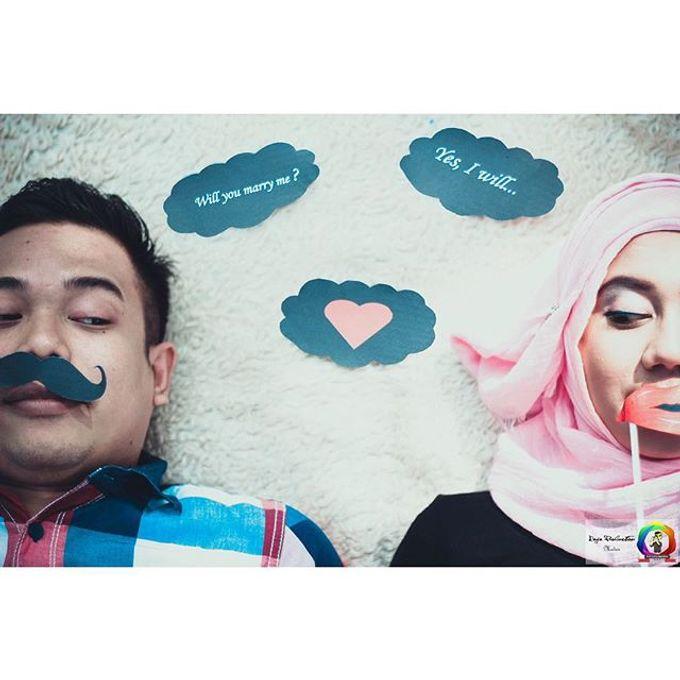 Prewedd Iskandar - Sylviana by Pak Belalang Studio - 003