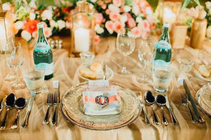 Elegant Flowery Wedding by Jonquilla Decor - 023