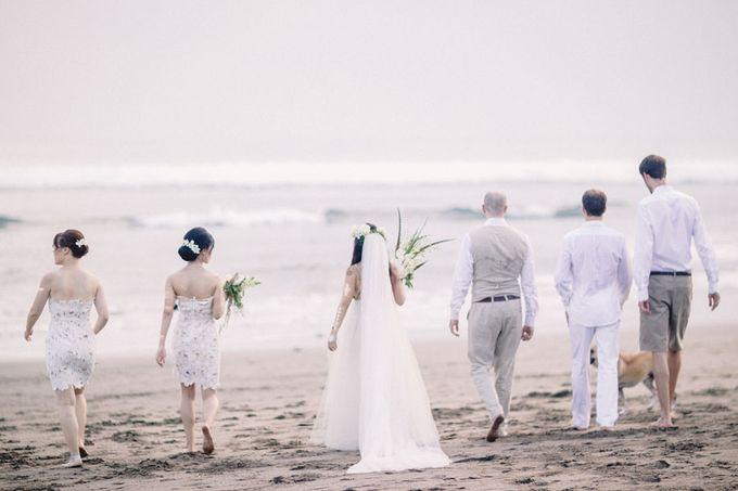 Catch Your Dreams Boho Wedding by Hari Indah Wedding Planning & Design - 025