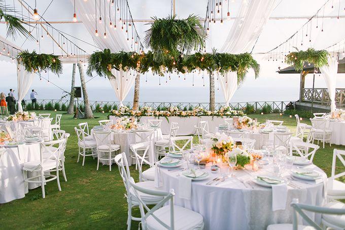 Organic Elegance in Seventh Heaven by Hari Indah Wedding Planning & Design - 031