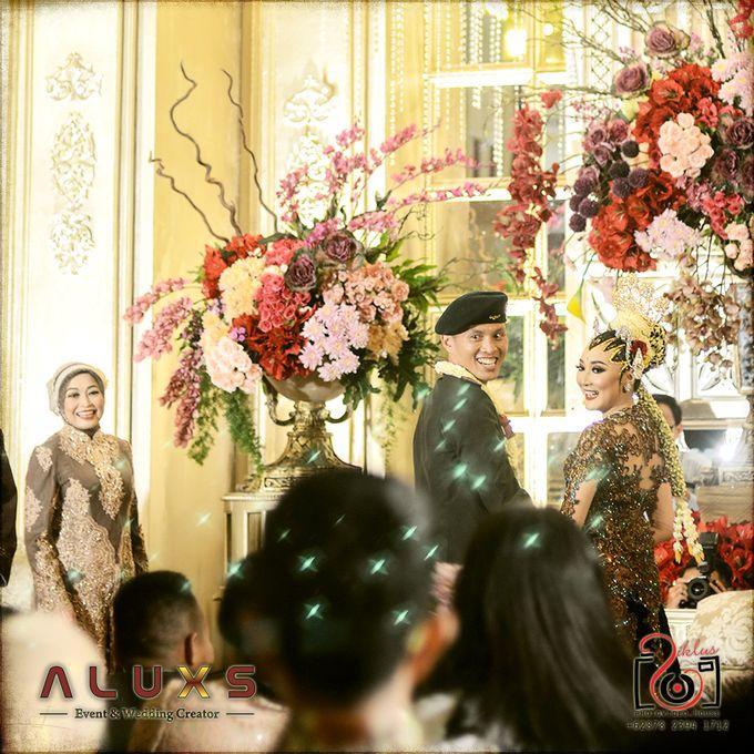 Adat Jawa & Prosesi Pedang Pora by Alux's Event & Wedding Creator - 018
