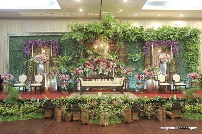 Wedding Intan & Daus by Novotel Bogor Golf Resort and Convention Centre - 019