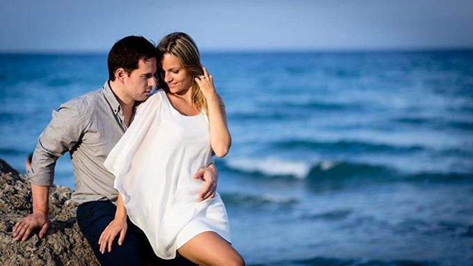 Engagement Photography in Florida by Couture Bridal Photography - 011