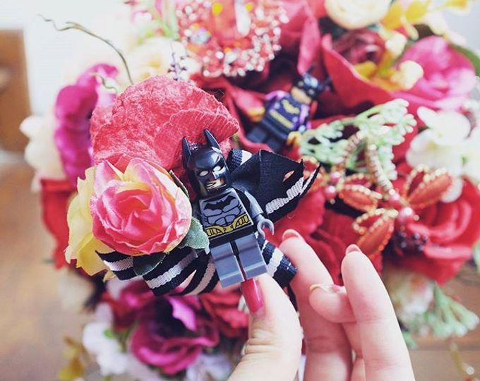CHARME FAUX BOUQUET by LUX floral design - 021