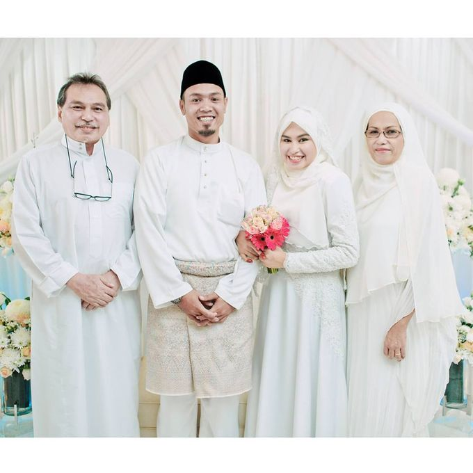 Solemnization of  Calissa & Nasoha by Amalina Tuna Photography - 007