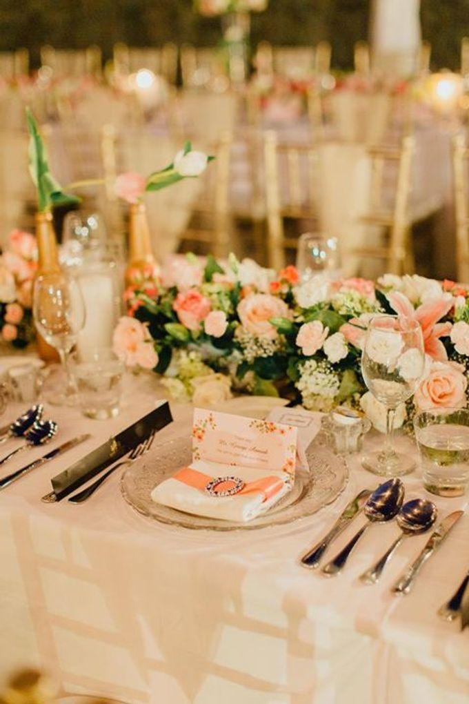 Elegant Flowery Wedding by Jonquilla Decor - 018