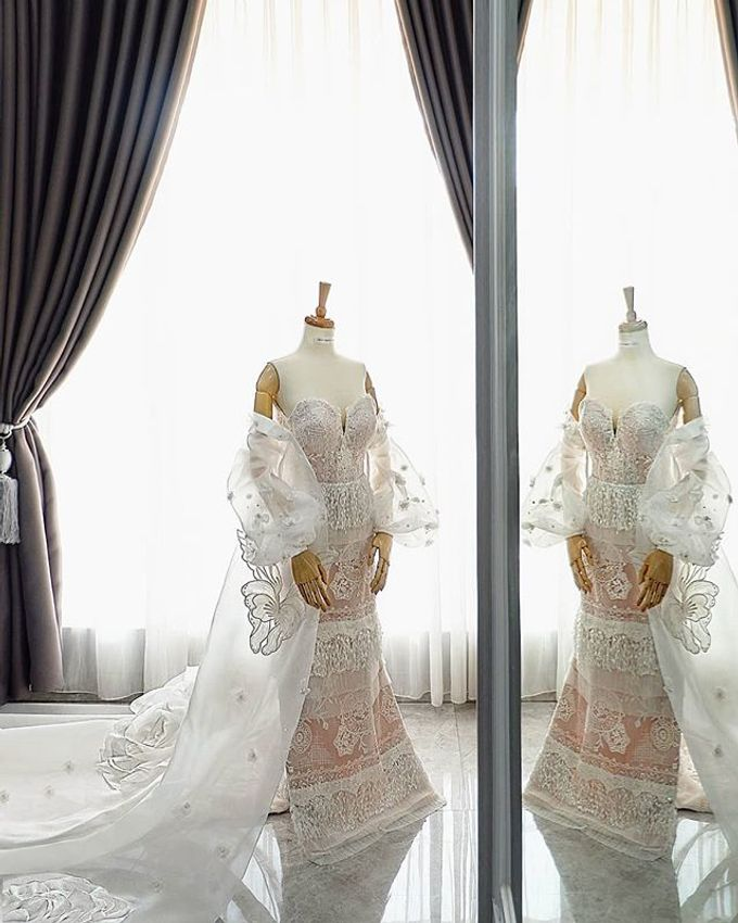 Evening Dress-2 by METTA FEBRIYAN bridal & couture - 007