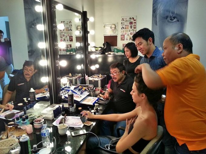 BEHIND THE SCENE 2 by Dendy Oktariady Make Up Artist - 015