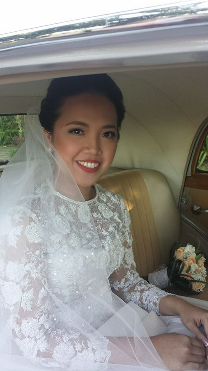 More Airbrushed Fabulous BRIDES by Makeupbykristine - 005
